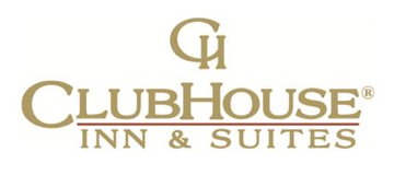 Clubhouse Inn & Suites Logo